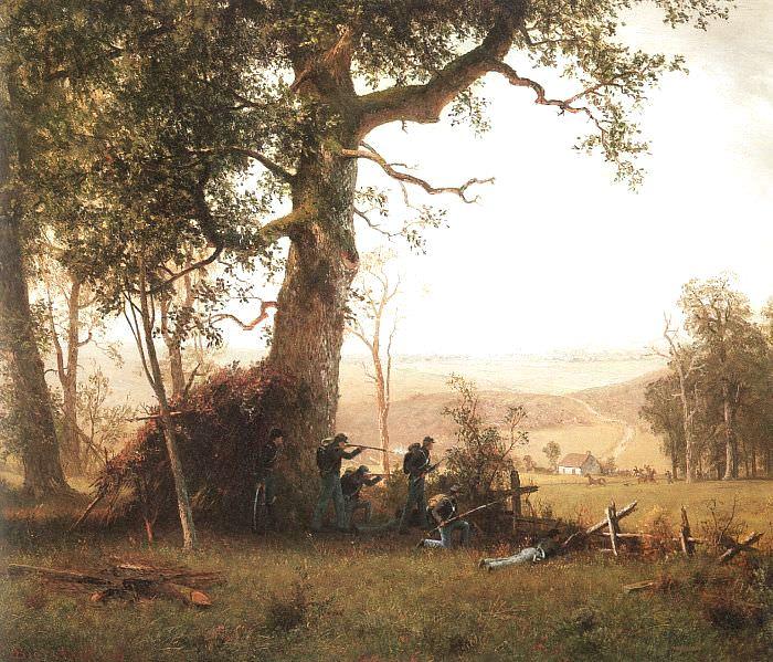 bierstadt12. Альберт Бирштадт