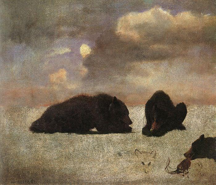 bierstadt7. Albert Bierstadt