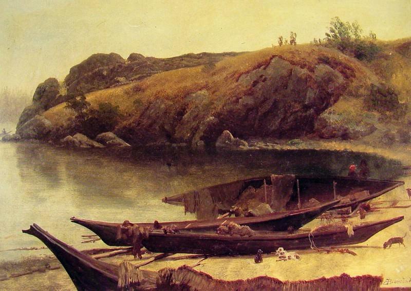 #48204. Albert Bierstadt