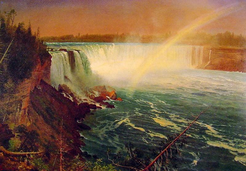 #48216. Albert Bierstadt