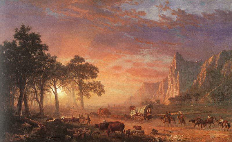 bierstadt21. Albert Bierstadt