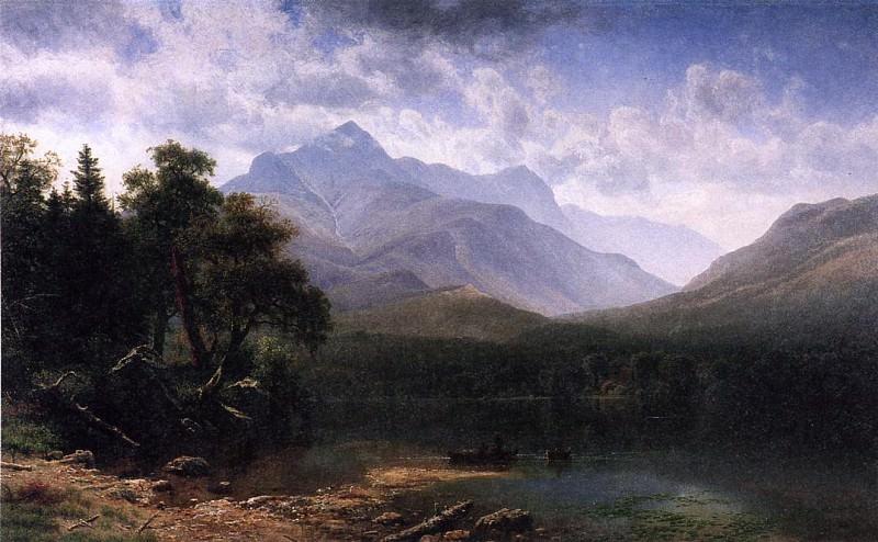 Mount Washington. Albert Bierstadt