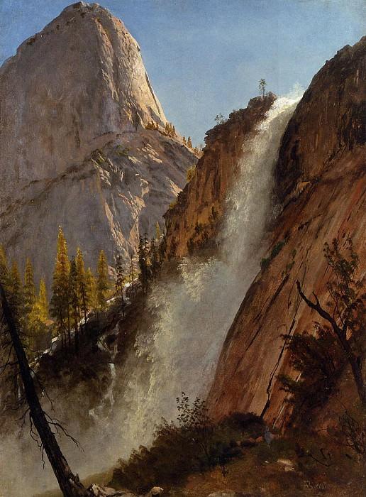 Liberty Cam Yosemite. Albert Bierstadt