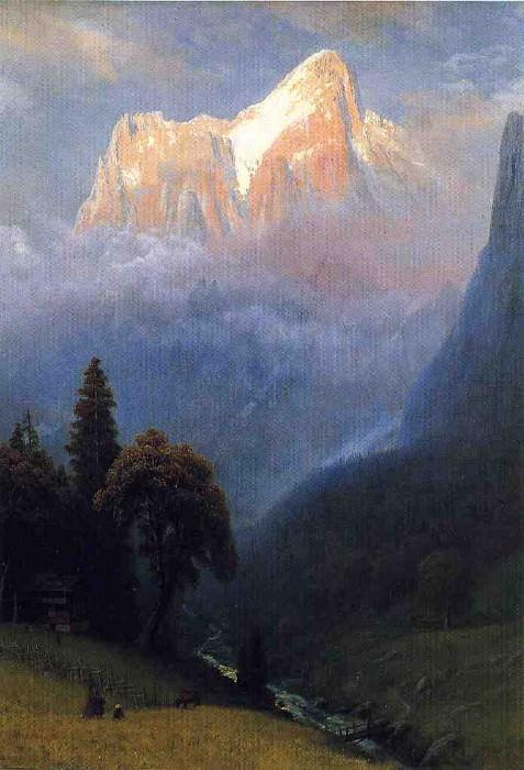 #48162. Albert Bierstadt