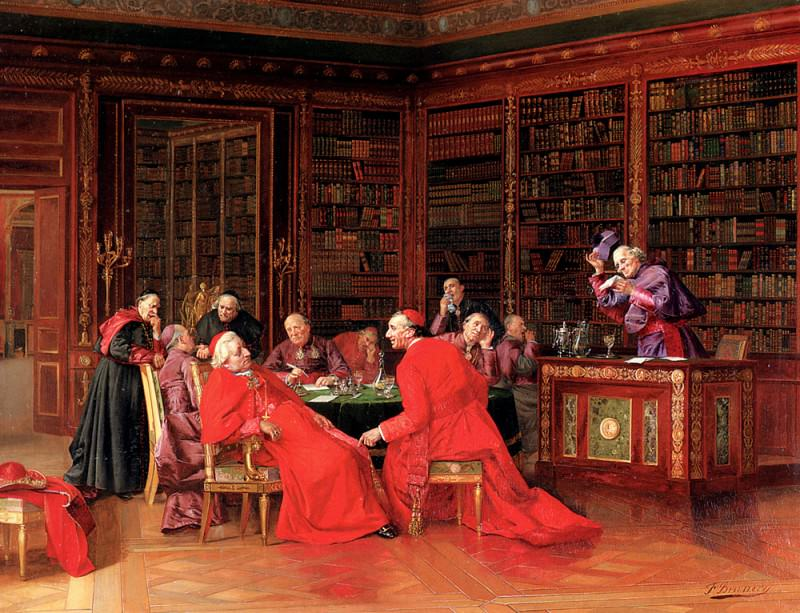 A Tedious Conference. Francois Brunery