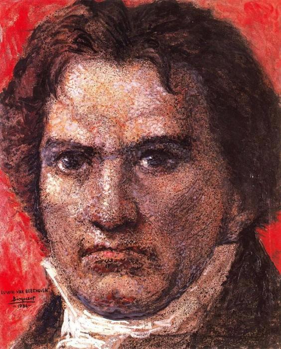 Ludwig van Beethoven. Antonio Bisquert
