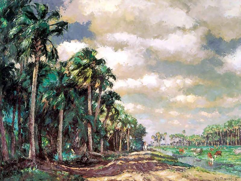 gentle breezes ranch road. Albert Ernest Backus
