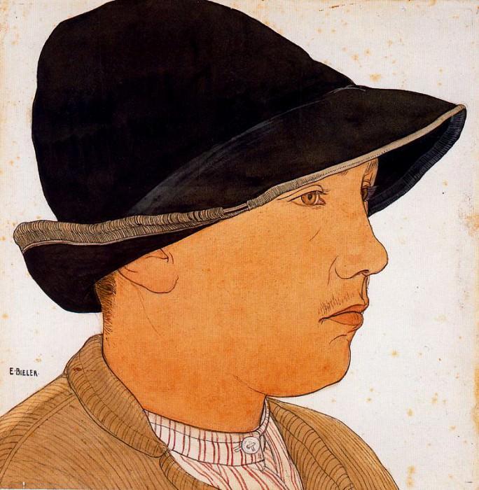 CAGXEBSP. Ernest Bieler