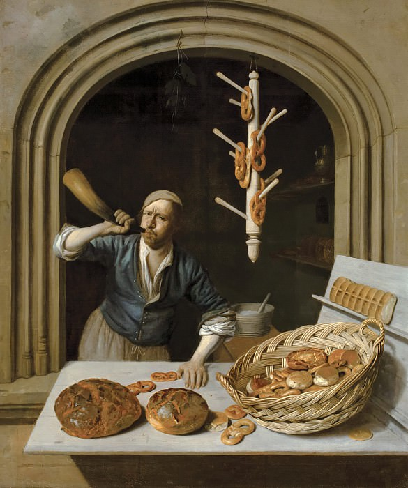 The Baker. Job Adriaensz Berckhyde