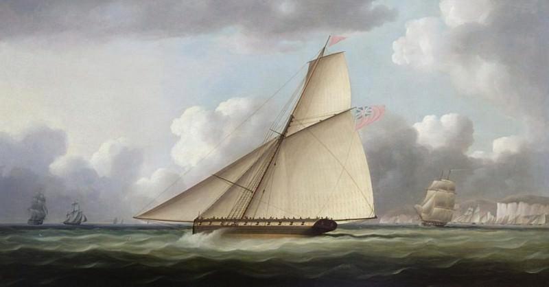 Marine. Thomas Buttersworth