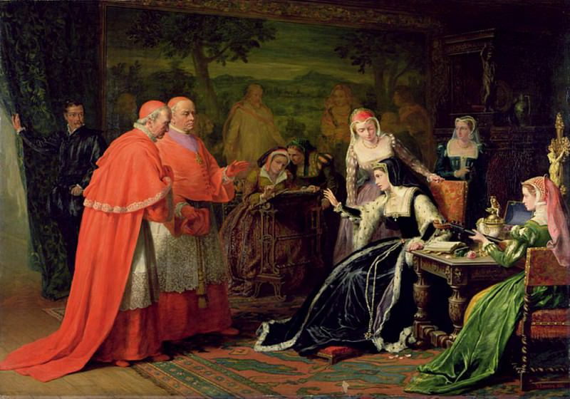 Catherine of Aragon. William Bromley III