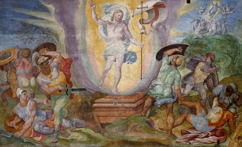 Воскресение Христа. Хендрик ван ден Брук