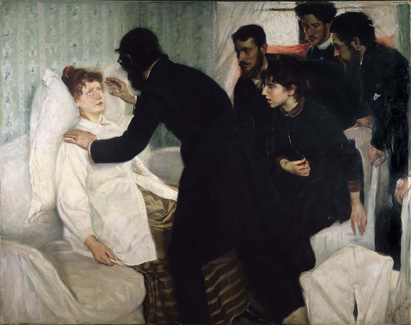 Hypnotic Séance. Sven Richard Bergh