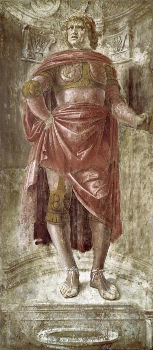 Античный воин. Донато Браманте