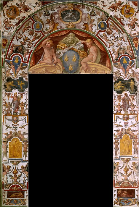 Fresco, grotesque. Matthijs Bril