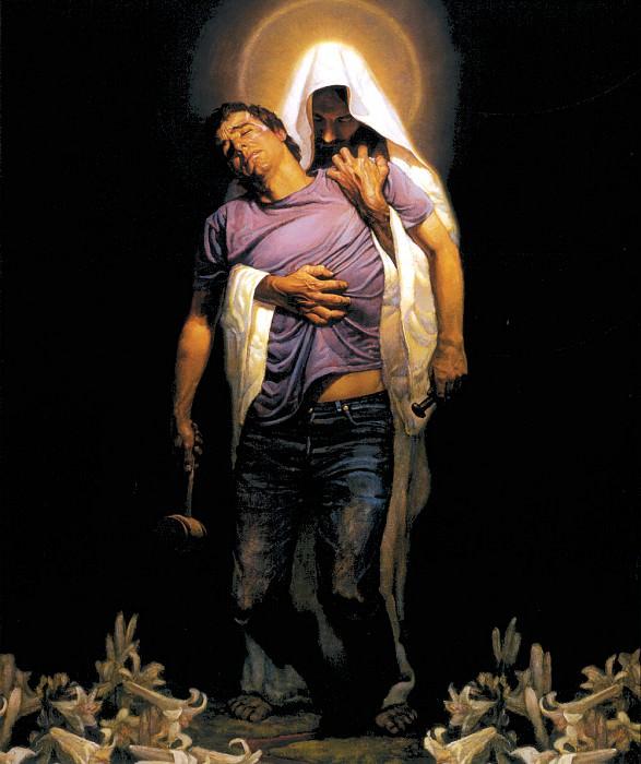 Forgiven. Thomas Blackshear