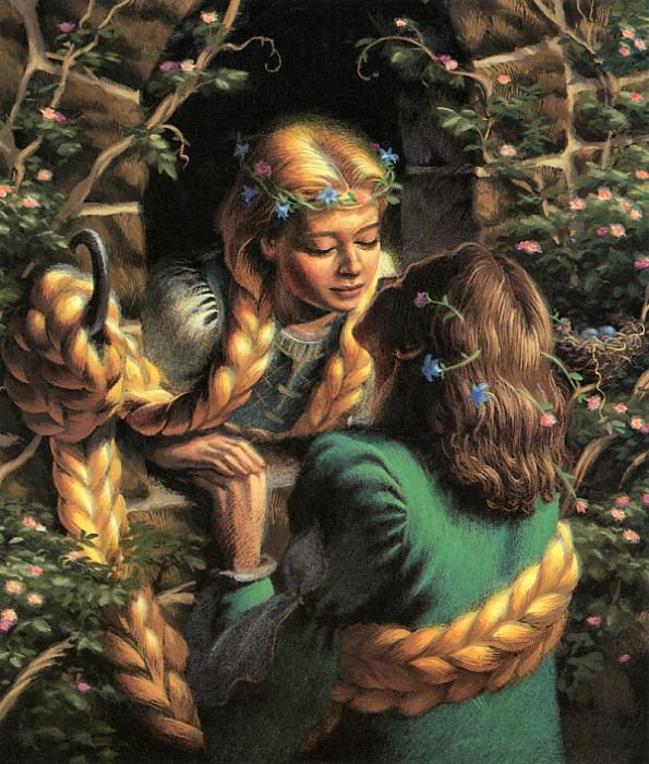 Berenzy, Alix - Rapunzel 07 (end. Alix Berenzy
