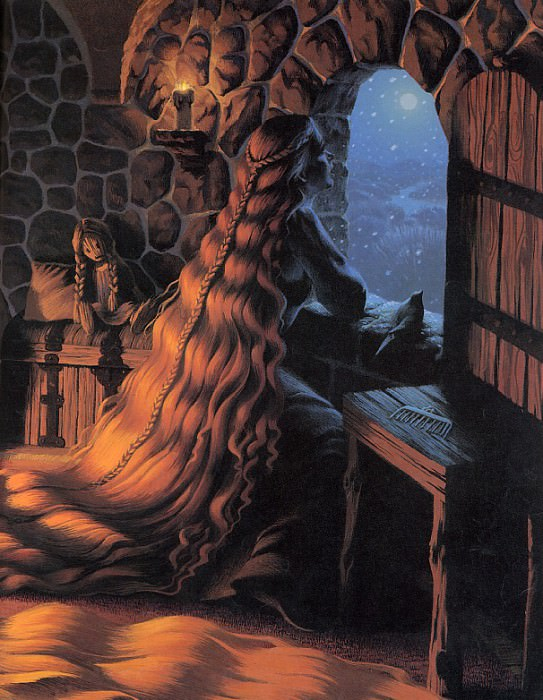 Berenzy, Alix - Rapunzel 04 (end. Alix Berenzy