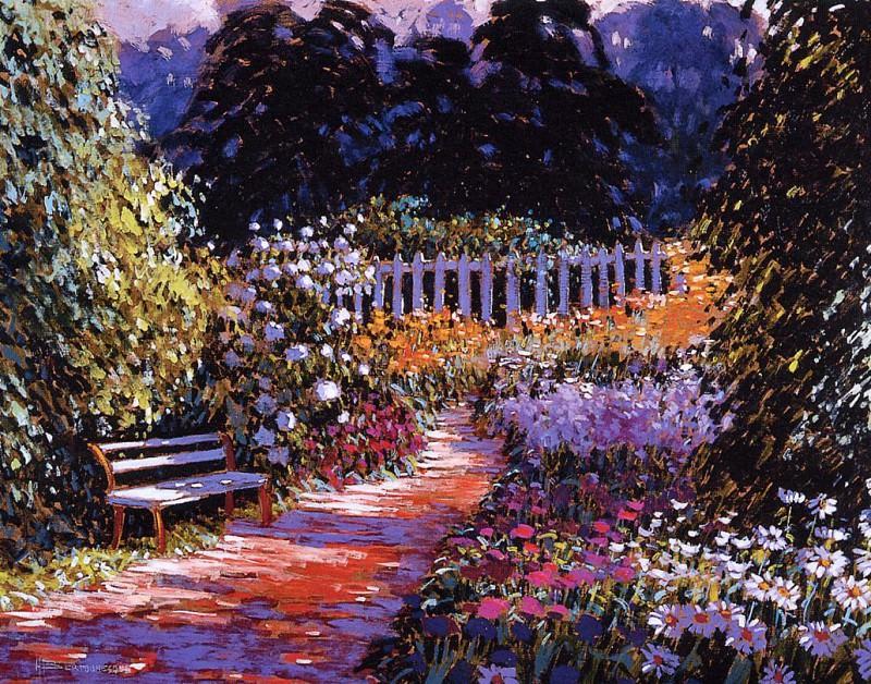 Если бы цветов не существовало. Андре Бертунеск