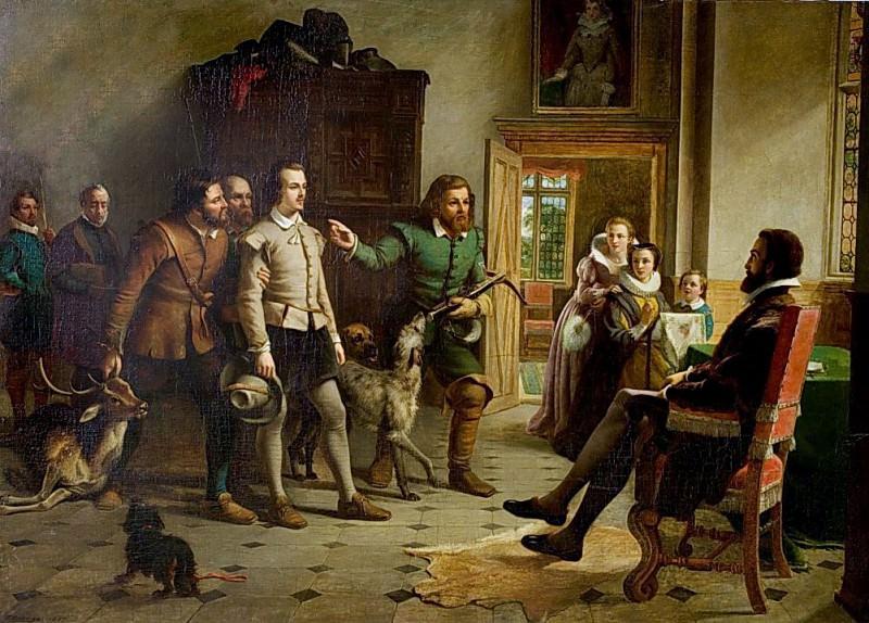Shakespeare before Sir Thomas Lucy. Thomas Brooks