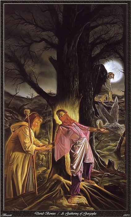 David Bowers - A Gathering Of Gargoyles (Abraxsis). David Bowers