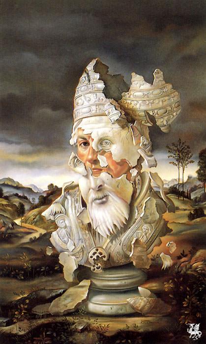 The Bernini Bust. David Bowers