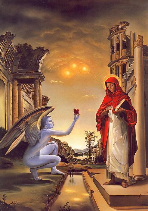 The Annunciate. David Bowers