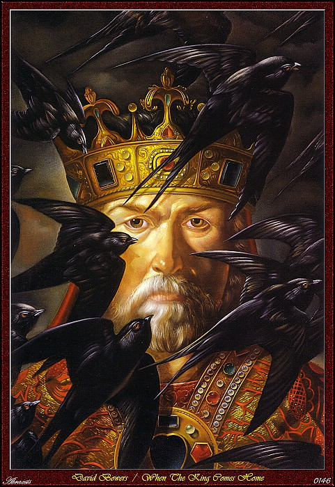 When The King Comes Home (Abraxsis). David Bowers
