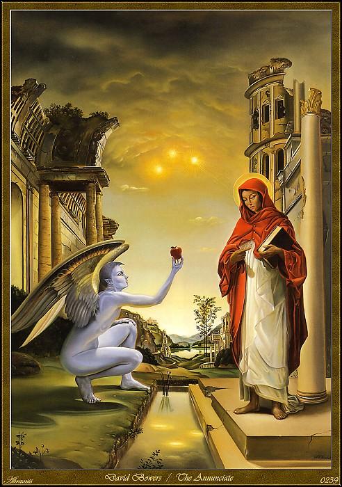 David Bowers - The Annunciate (Abraxsis). David Bowers