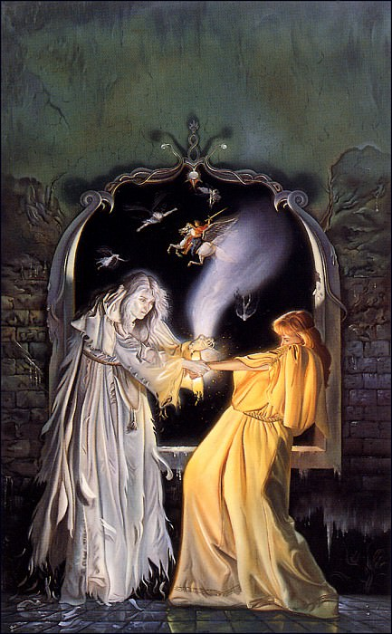 The Pearl Of The Soul Of The World. David Bowers