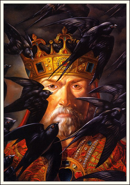 bs-fsf- David Bowers- When The King Comes Home. David Bowers