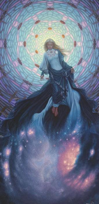 Матрица вечности. Джонатан Эрл Баузер