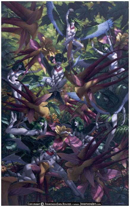 muse. Jonathan Earl Bowser