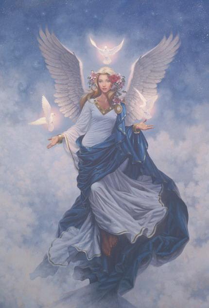 celestial apparition. Jonathan Earl Bowser