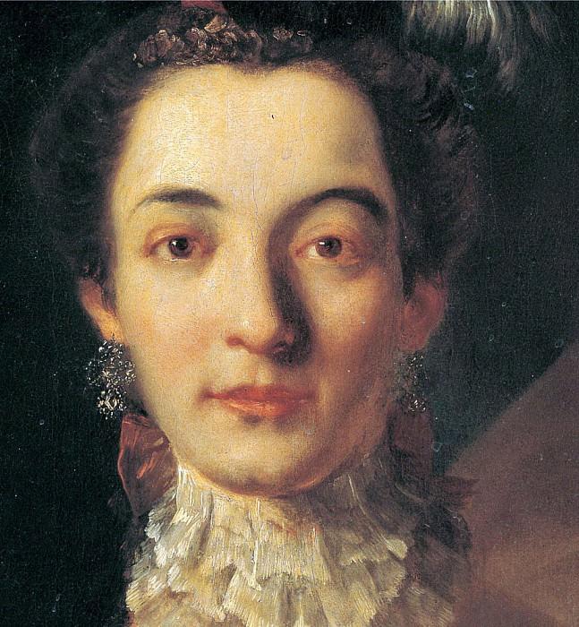 Portrait of a Gentlewoman. Giuseppe Bonito