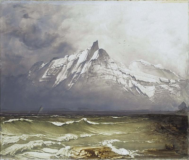 From Nordland. Peder Balke