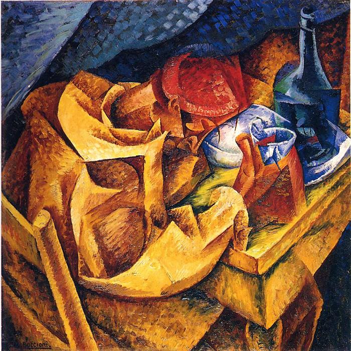 art 867. Umberto Boccioni