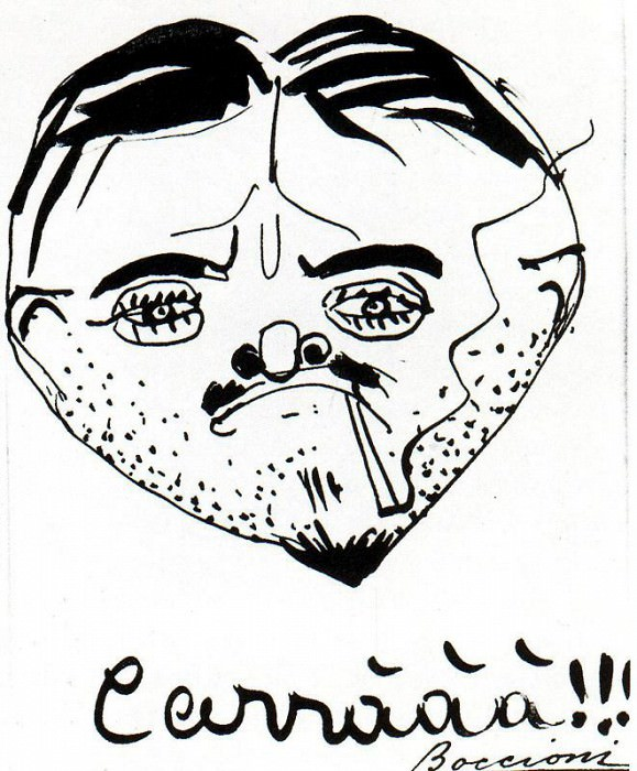 #07721. Umberto Boccioni