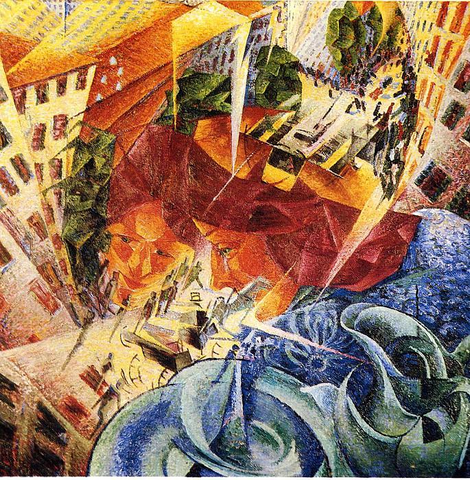 art 857. Umberto Boccioni