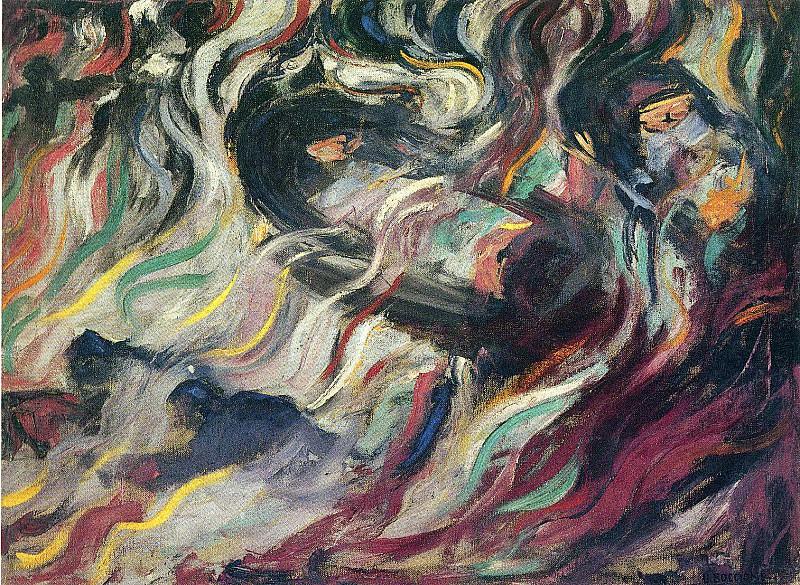art 847. Umberto Boccioni