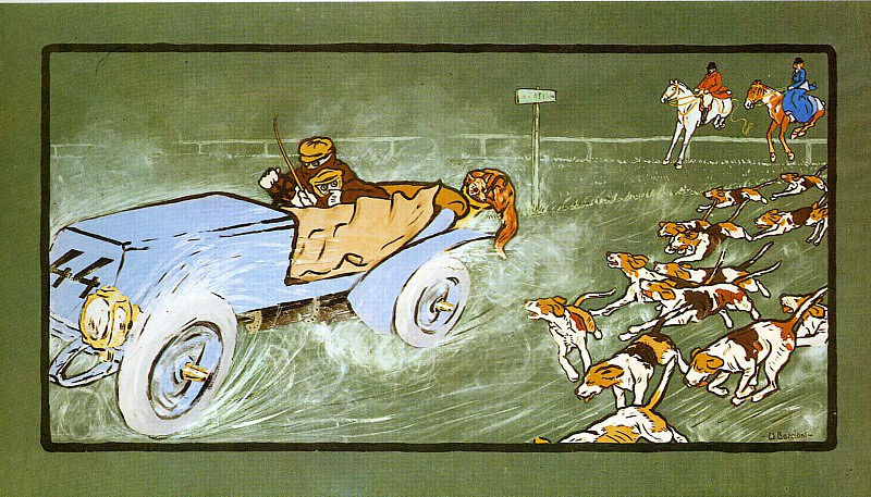 art 840. Umberto Boccioni