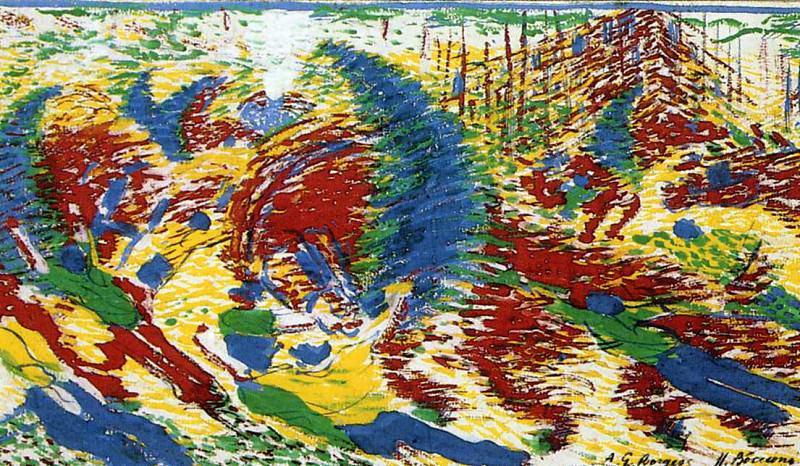 art 852. Umberto Boccioni