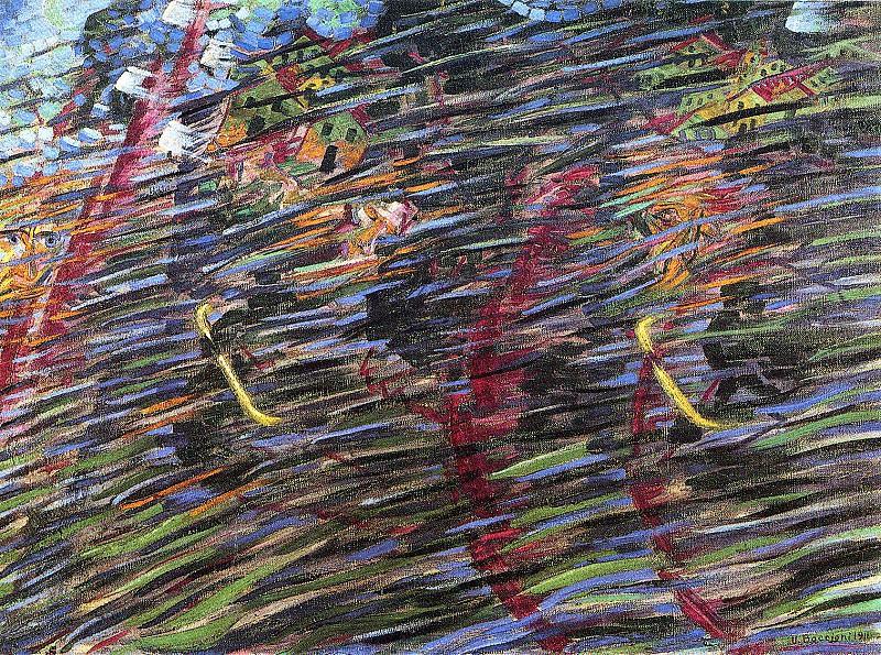 art 848. Umberto Boccioni