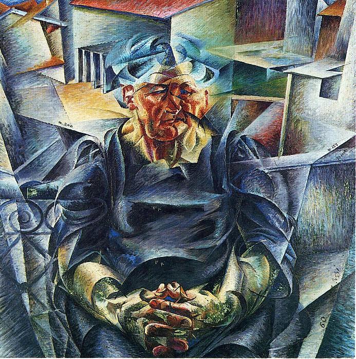 art 860. Umberto Boccioni