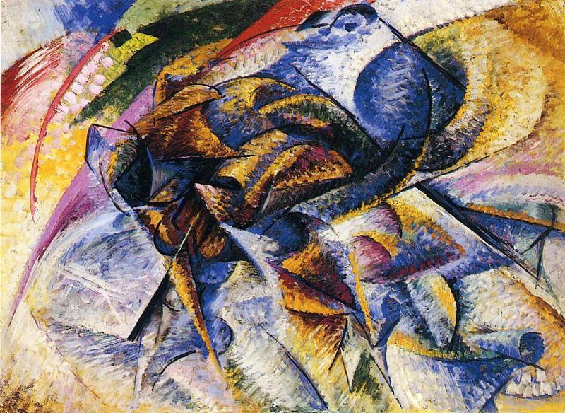 art 864. Umberto Boccioni
