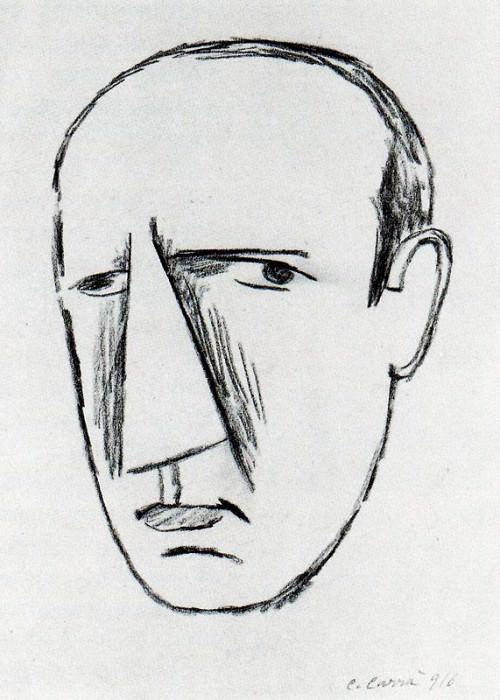 #07712. Умберто Боччони