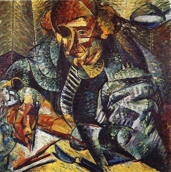 art 862. Umberto Boccioni