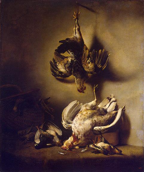 Мертвая дичь, 1646. Фердинанд Боль