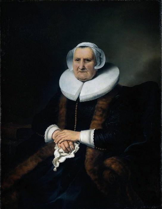 Elisabeth Jacobsdr Bas. Ferdinand Bol