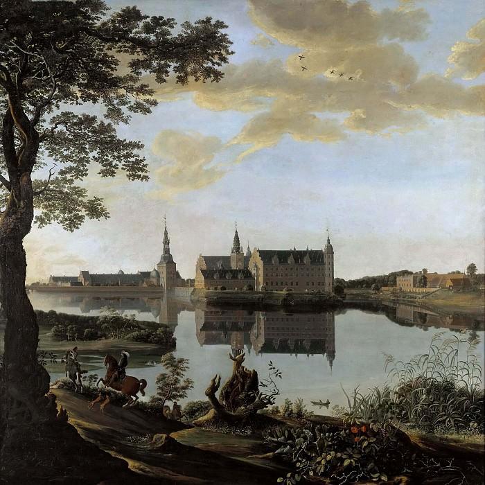 Fredriksborg Castle, Denmark. Laurens Barata